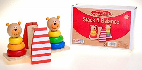 Balancing Bears Nursery Toys