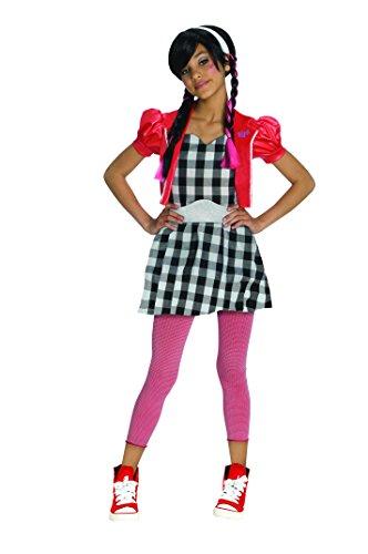 Rubies Costume Bratz Jade Rocks Child Costume Large Ages 8 to 10