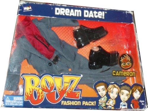 Bratz Boyz Cameron Dream Date Fashion Pack