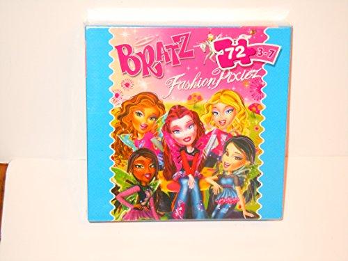 Bratz Fashion Pixiez 72 Pc Puzzle