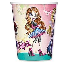 Bratz Fashion Pixiez Paper Cups 8ct