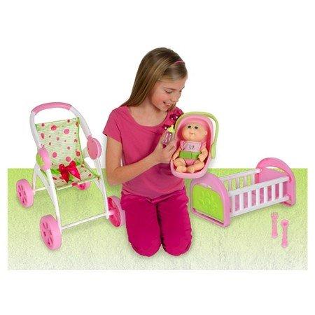 Cabbage Patch Kids Cuddler Play n Travel Set