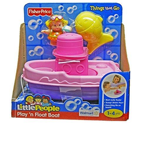 Little People Play n Float Boat