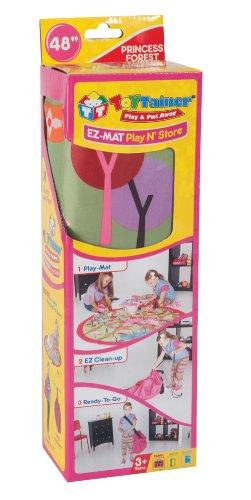 Toytainer EZ-Mat Play N Store Princess