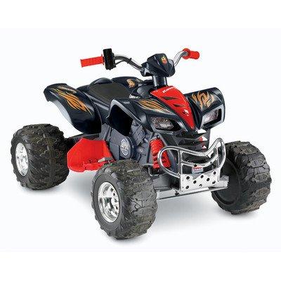 Hot Wheels KFX 12V Battery Powered ATV