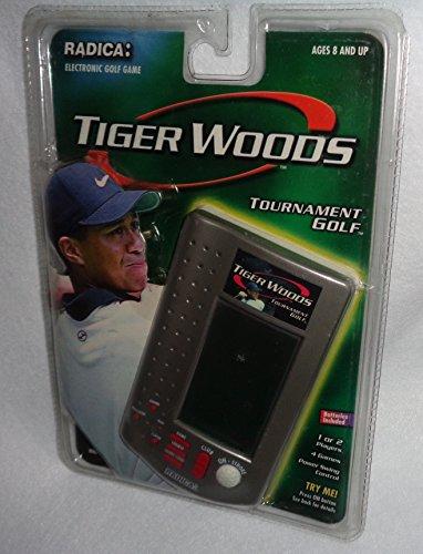Radica Tiger Woods Tournament Golf Handheld Game