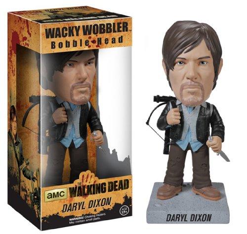 Funko Walking Dead Biker Daryl Wacky Wobbler