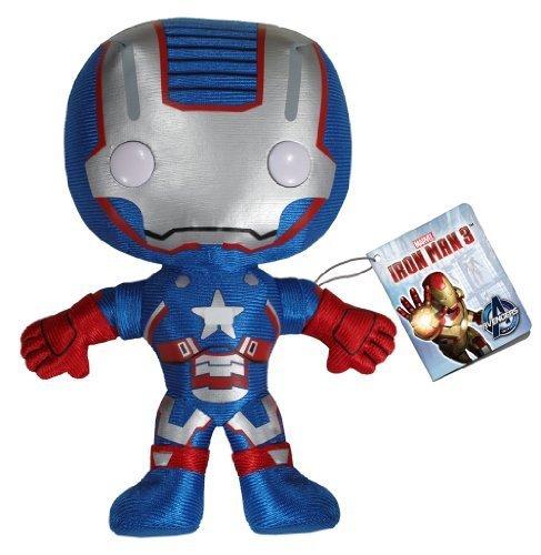 Funko Marvel Iron Man Movie 3 Iron Patriot Plush by Funko Toy