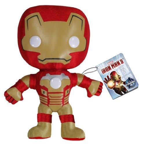 Funko Marvel Iron Man Movie 3 Mark 42 Plush by Funko Toy
