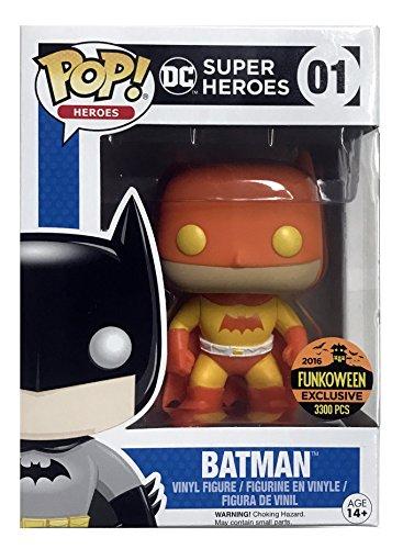 Funko Pop DC Super Heroes Harvest Batman Funko Fright Night 2016 Funkoween Exclusive
