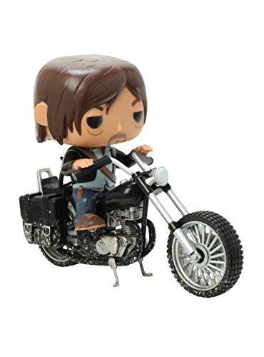 The Walking Dead Funko Pop Rides Daryl Dixons Chopper Vinyl Figure