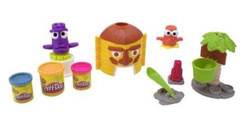 Play-Doh Doh-Doh Island Squishketball