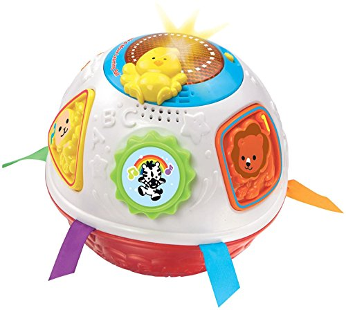 VTech Move Crawl Ball with Lights - 0-12 Months - First Adventures