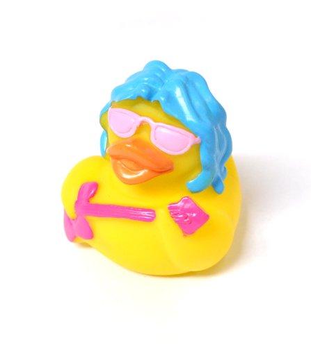 Bath Duck - Mini Rockstar