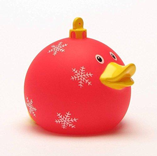 Rubber Duck Christmas Bauble Bath Duck