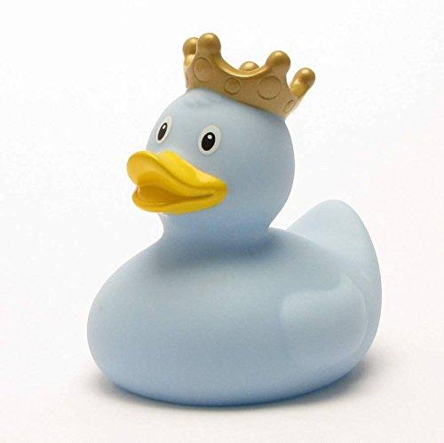 Rubber Duck King blue Bath Duck