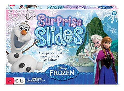 Disney Frozen Surprise Slides Game by Wonder Forge