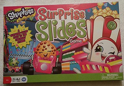 Shopkins Surprise Slides Game