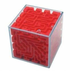 Cube Maze by ALPI