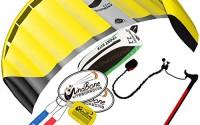 HQ-Symphony-Pro-2-2-Kite-Neon-Yellow-w-Control-Bar-Bundle-4-Items-Peter-Lynn-2-Line-Control-Bar-w-Safety-Leash-WindBone-Kiteboarding-Lifestyle-Stickers-WBK-Key-Chain-Foil-Power-Trainer-Kit-15.jpg