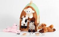 12-Plush-Farm-House-Playset-with-5-Beanie-Animals-Lamb-Pig-Cow-Gray-Horse-and-Brown-Horse-5-Bonus-Farm-Animal-Figures-by-Uni-24.jpg