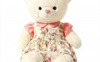 Kaylee-Ryan-27-6-White-Teddy-Bear-Plush-Toy-in-Floral-and-Pink-Skirt-2.jpg
